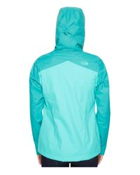 The North Face - Green Resolve Plus Jacket - Lyst