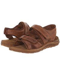 Josef Seibel - Pink Raul 19 (castagne/brasil) Men's Sandals for Men - Lyst
