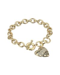 Guess Metallic Toggle Bracelet I