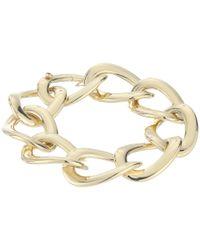 Roberto Coin 18k Open Curb Link Bracelet (yellow) Bracelet