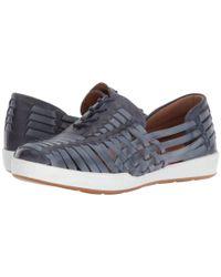Comfortiva Blue Layla (navy/chambray La Mesa) Sandals