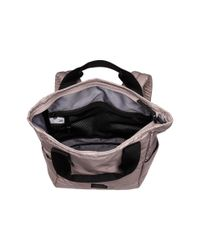Adidas Originals Originals Tote Pack Ii Backpack (vapour Grey/black) Backpack Bags for men