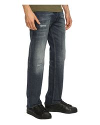 DIESEL Blue Safado Trousers 860k for men