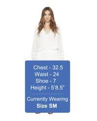 Jen's Pirate Booty - White Lion Mini Dress - Lyst