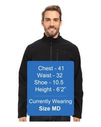 Mountain Hardwear | Black Fairingtm Jacket for Men | Lyst