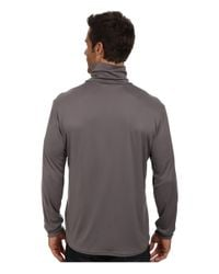 Hot Chillys - Black Peach Solid Roll T-neck for Men - Lyst
