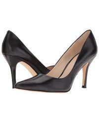 Nine West Black Flax Pump (cream Multi 1) High Heels
