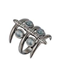 Stephen Webster | Black Jewels Verne Bonafide Band Ring | Lyst