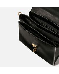 Zara   Multicolor Fabric Handle City Bag   Lyst