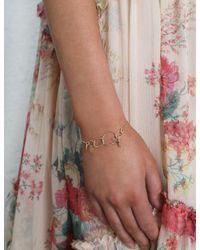 Zimmermann Multicolor Citrine & Link Bracelet