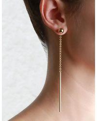 Zimmermann - Multicolor Ball Drop Earring - Lyst