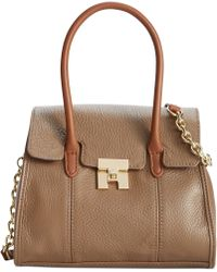 Tommy Hilfiger Mini Convertible Top Handle Bag - Lyst