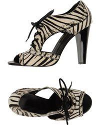Balmain Lace-up Shoes - Black