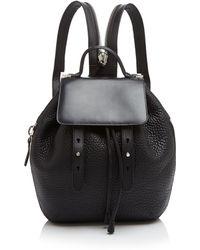 Mackage Backpack - Bane Zipper - Black