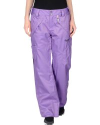 Volcom - Casual Trouser - Lyst