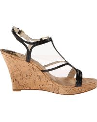 MICHAEL Michael Kors Cicely Wedge - Lyst