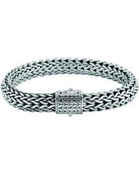 John Hardy Mens Large Classic Chain Bracelet - Lyst