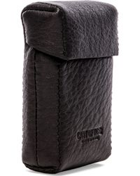 Cast Of Vices Hard Pack Cigarette Case - Lyst