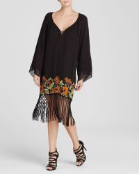 French Connection Dress - Seychelle Drape - Lyst