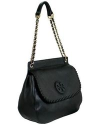 Tory Burch Marion Saddle Bag - Lyst