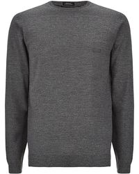 Boss Black Batisse Vneck Sweater - Lyst