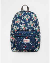 Cath Kidston Quilted Backpack - Multicolor