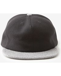 Norse Projects Wool 2 Tone Cap - Lyst
