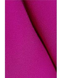 Duro Olowu - Silk-Blend Crepe Maxi Skirt - Lyst