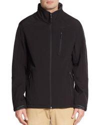 Calvin Klein Water-Resistant Track Jacket - Lyst