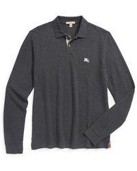 Burberry Brit - Slim Fit Polo Shirt - Lyst
