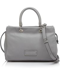 Marc By Marc Jacobs Satchel - Too Hot To Handle - Grey