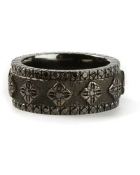 Shamballa Jewels Diamond Embellished Ring - Lyst