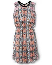 Sea Butterfly Dress - Lyst