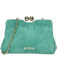 John Galliano Handbag - Lyst