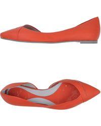 McQ by Alexander McQueen Ballet Flats - Lyst