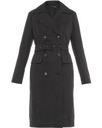 The Row Lirky Cotton-blend Trench Coat - Lyst