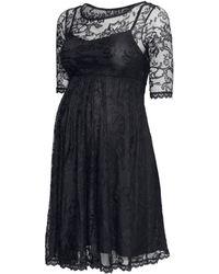 H&M Mama Lace Dress - Lyst