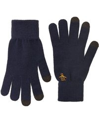 Original Penguin - Mokin Touch Screen Glove - Lyst