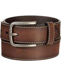 Levi's Bridle With Heavy Contrast Stitch Belt - Lyst