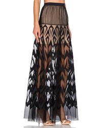 Sass & Bide Yes Dear Skirt - Black