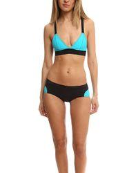Rag & Bone   Fiji Bluebird Bikini Top   Lyst