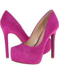 Jessica Simpson Purple Rebeca - Lyst