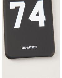 LES (ART)ISTS | Les (art)ists 'tisci 74' Iphone 6 Case | Lyst