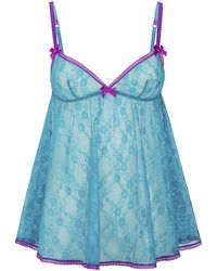 L'Agent by Agent Provocateur - Monica Babydoll - Lyst