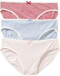 Old Navy Jersey Bikini 3-packs - Lyst