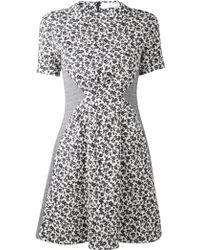 Thakoon Addition Pre-Order: Print Fit And Flare Dress - Lyst
