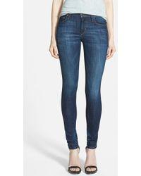 Joe's Jeans 'Cool Off' Skinny Jeans - Lyst