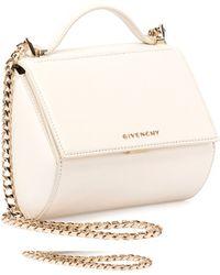 givenchy pandora box mini embellished leather shoulder bag 1d6760353f369