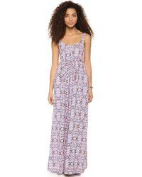 Born Free Marni Maxi Dress - Multi - Lyst