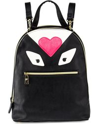 Betsey Johnson   Monster Love Faux-leather Backpack   Lyst